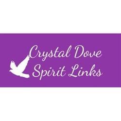 Crystal Dove Spirit Links