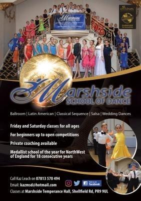 Marshside School Of Dance