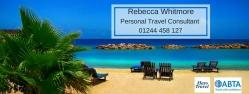 Rebecca Whitmore at Hays Travel