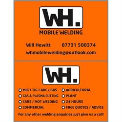W H Mobile Welding