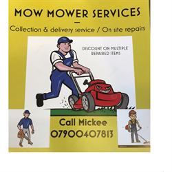 Mow Mowers Services