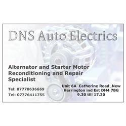 DNS Auto Electrics