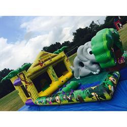 Hyperactivities Bouncy Castle Hire