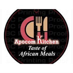 Apocom Kitchen