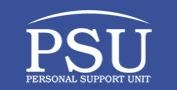 The PSU Personal Support Unit