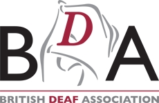 BDA British Deaf Association