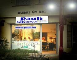 Pauli Autósiskola