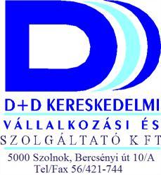D+D KFT.