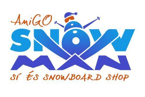 AmiGO-Snowman sí és snowboard shop