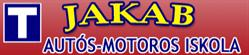 Jakab Autós-Motoros Iskola