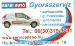 Service Depo Kft.