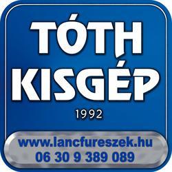 Tóth Kisgép - Szaküzlet- Kölcsönző - Szerviz