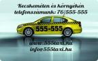 555 Taxi Kecskemét