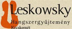 Leskowsky Hangszergyűjtemény Közalapítvány