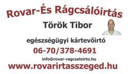 Török Tibor egészségügyi kártevőirtó E.V.