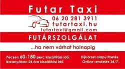 Futár Taxi Pécs