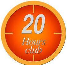 20 Hours Club