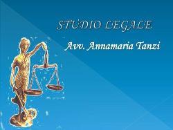 Studio Legale Avv. Annamaria Tanzi