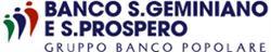 Banco S. Geminiano e S. Prospero