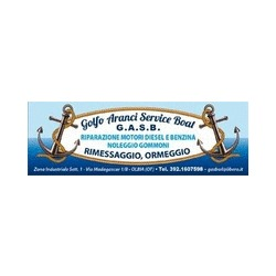 Golfo Aranci Service Boat
