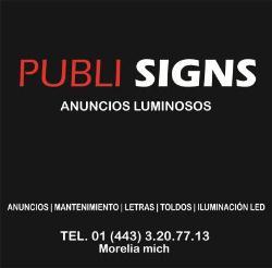 Publi Signs