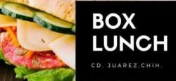 Lemons Box Lunch