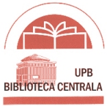 UPB Biblioteca Centrala