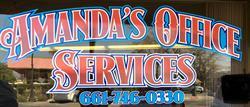 Amanda's Office Services