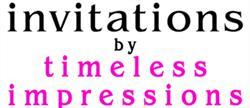 Timeless Impressions Invitations