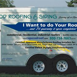 Cape Cod Roofing and Siding