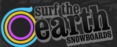 Surf The Earth Snowboards