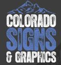 Colorado Signs