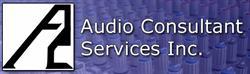 Audio Consultant Service Inc-Ampex Quantegy