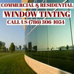 3M Miami Mobile Window Tinting-Car -Residential- Commercial- Marine (Near Doral,Medley)