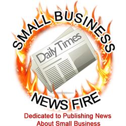 Small Business News Fire