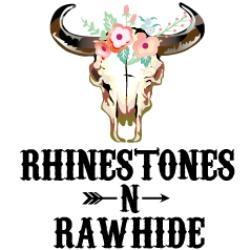 Rhinestones-N-Rawhide