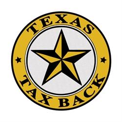 Texas Tax Back