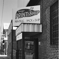 Rocket Print and Ship