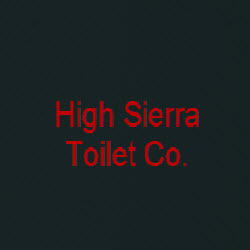 High Sierra Toilet Company