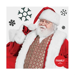 Santa Photo Experience