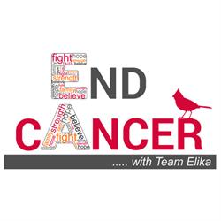 End Cancer with Team Elika