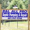 B & L Septic Services