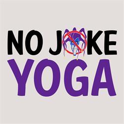 No Joke Yoga