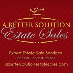A Better Solution Estate Sales