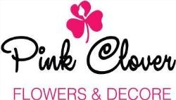 Pink Clover Flowers