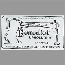 Benedict Upholstery