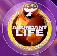 Jesus Christ Abundant Life
