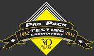 Pro-Pack Testing Laboratory Incorporated